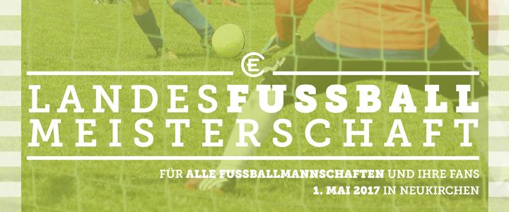 Herausforderer gesucht: ECHN Landesfußballmeisterschaft 2017