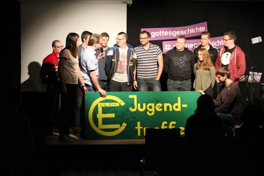 EC Jugendtreffen 2017 EC Jugend Frankenberg