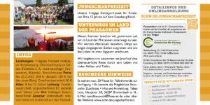 Jungscharfreizeit 2017 Flyer Seite 2