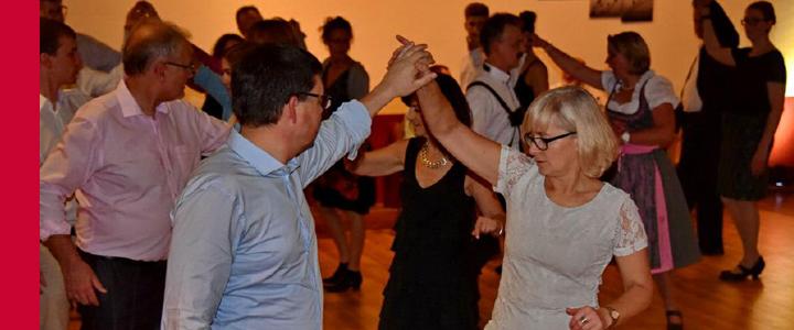 Einblicke in die Tanzfreizeit 2016