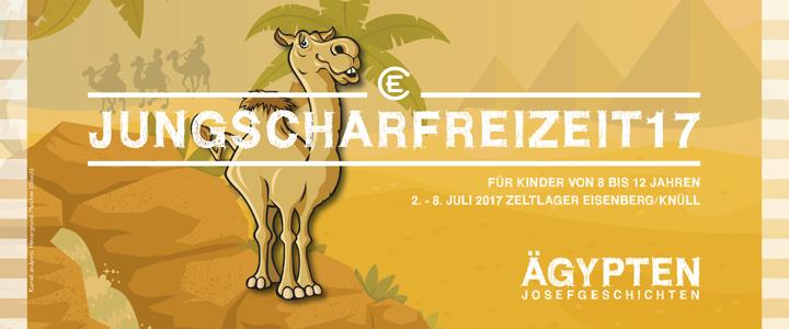 Sommerfreizeiten 2017: für Kinder im Zeltlager auf dem Eisenberg